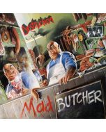 DESTRUCTION - Mad Butcher / IMPORT Green LP