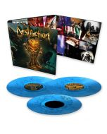 DESTRUCTION - Live Attack / LIMITED EDITION BLUE BLACK 3LP  PRE ORDER EXPECTED TO SHIP BY 11/12/21