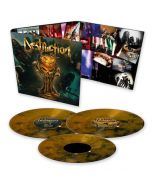DESTRUCTION - Live Attack / LIMITED EDITION GOLD BLACK 3LP  PRE ORDER EXPECTED TO SHIP BY 11/12/21