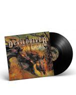 DEVILDRIVER-Outlaws 'Til The End Vol. I/Limited Edition BLACK Vinyl Gatefold LP