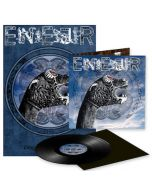 EINHERJER - Dragons Of The North / BLACK LP