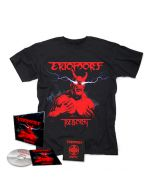 EKTOMORF - Reborn / Digipak + Patch + T-Shirt Bundle