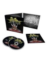EVIL INVADERS-Surge Of Insanity: Live In Antwerp 2018/CD + DVD Digipack