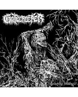 GATECREEPER - Sweltering Madness / Orange W/ Purple Splatter 7 INCH