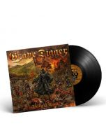 GRAVE DIGGER - Fields Of Blood / BLACK Gatefold LP