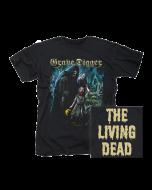 GRAVE DIGGER-The Living Dead/T-Shirt