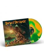 DEVILDRIVER - Dealing With Demons I / LIMITED EDITION GREEN + ORANGE SWIRL LP