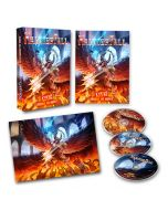 HAMMERFALL - Live! Against The World / Blu-Ray + 2CD Digipak