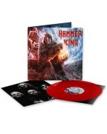 HAMMER KING - Hammer King / LIMITED EDITION RED LP
