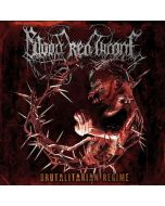 BLOOD RED THRONE - Brutalitarian Regime / Splatter LP