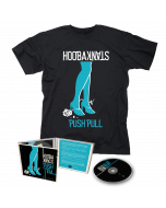 HOOBASTANK-Push Pull/Limited Edition Digipack CD + T-Shirt Bundle