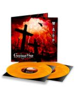 W.A.S.P. - Golgotha / LIMITED EDITION MARBLED ORANGE/WHITE 2LP