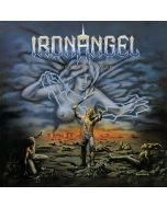 IRON ANGEL - Winds of War / IMPORT Blue LP