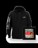 JOHN GARCIA-John Garcia And The Band Of Gold/Zip Hoodie