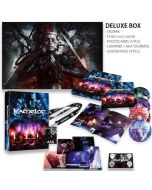KAMELOT - I Am The Empire - Live From The 013 / LIMTED EDITION Deluxe Boxset