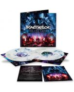 KAMELOT - I Am The Empire - Live From The 013 / LIMTED EDITION BLUE MARBLE 2LP + DVD