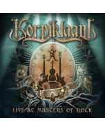 KORPIKLAANI-Live At Masters Of Rock/IMPORT 2CD+Blu-Ray Digipack
