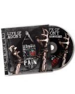 LIFE OF AGONY-A Place Where There's No More Pain/CD