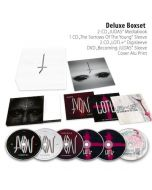 LORD OF THE LOST - Judas / LIMITED EDITION DELUXE WOODEN BOXSET PRE-ORDER RELEASE DATE 7/2/21