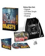 MAJESTY-Legends/Limited Edition Deluxe Boxset