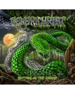 GENERICHRIST - Rotting In The Swamp / GREEN 12 inch MLP