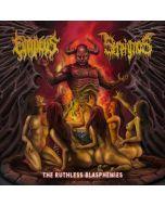 SEREIGNOS / EMPTYS - The Ruthless Blasphemies / CD