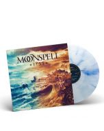 MOONSPELL - 1755 / LIMITED EDITION WHITE BLUE MARBLE LP PRE-ORDER RELEASE DATE 7/2/21