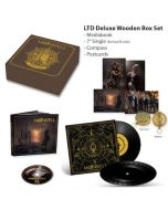 MOONSPELL - Hermitage / LIMITED EDITION DELUXE WOODEN BOXSET