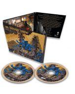MY SLEEPING KARMA-Mela Ananda - Live/ Limited Edition Digipack CD/DVD