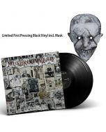MUSHROOMHEAD - A Wonderful Life / LIMITED FIRST EDITION BLACK 2LP W/ MASK