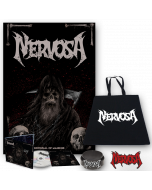 NERVOSA- Downfall Of Mankind/Limited Edition Digipack CD Fan Package