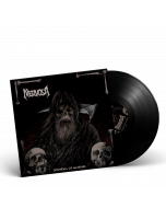 NERVOSA- Downfall Of Mankind/Limited Edition BLACK Vinyl Gatefold LP