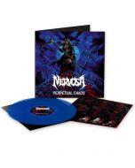 NERVOSA - Perpetual Chaos / BLUE LP