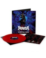 NERVOSA - Perpetual Chaos / LIMITED EDITION RED LP