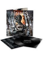 HIRAES - Solitary / BLACK LP