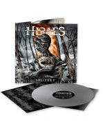 HIRAES - Solitary / LIMITED EDITION SILVER LP