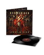 DEE SNIDER - Leave A Scar / BLACK LP