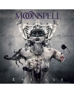 MOONSPELL - Extinct/Digipack Limited Edition CD/DVD