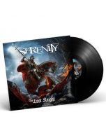 SERENITY - The Last Knight / BLACK 2LP Gatefold