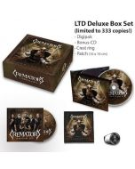 CREMATORY - Unbroken / Deluxe Boxset