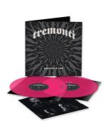 TREMONTI - Marching In Time / LIMITED EDITION PINK 2LP PRE-ORDER RELEASE DATE 9/24/21