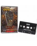 CRYPTA - Echoes Of The Soul / BLACK CASSETTE PRE-ORDER RELEASE DATE 6/11