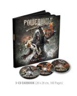 POWERWOLF - Call Of The Wild / EARBOOK 3CD
