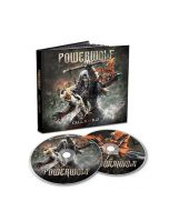 POWERWOLF - Call Of The Wild / MEDIABOOK 2CD