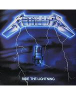 METALLICA - Ride The Lightning / LP