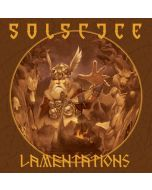 SOLSTICE - Lamentations/ Import LP