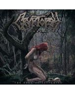 CRYPTOPSY - Book Of Suffering Tome I / Clear LP