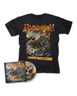 RUMAHOY - Time II: Party / CD + T-Shirt Bundle