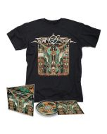 SCAR OF THE SUN - Inertia / Digipak CD +T-Shirt Bundle