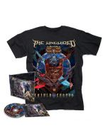 THE UNGUIDED - Father Shadow / Digipak CD + T-Shirt Bundle
